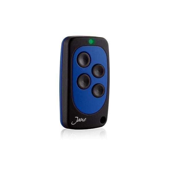 telecommande multifrequence jane-v224 bleu