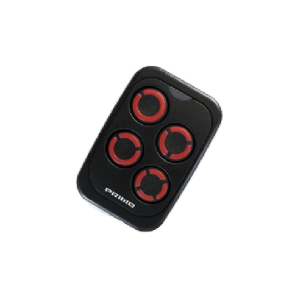 telecommande copieuse multifrequence prime boutons rouge