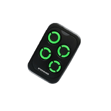 telecommande copieuse multifrequence prime boutons vert