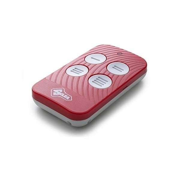 telecommande-copieuse-multifrequence-silca-air4-v-rouge